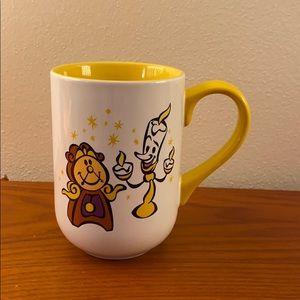 Disney Beauty and the Beast mug